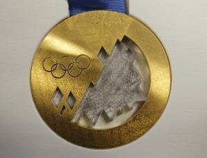 sochi medal
