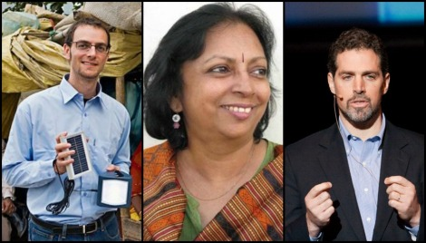 Top Social Entrepreneurs