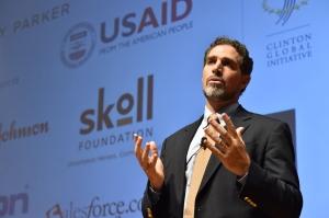 Keynote Speaker & Haley Prize winner, Dr. Jordan Kassalow