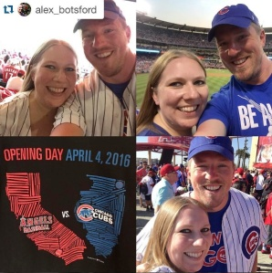 Cubs Opening Day T